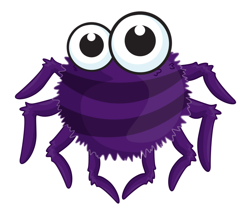 Nursery rhyme childrens song. Spider clipart itsy bitsy spider