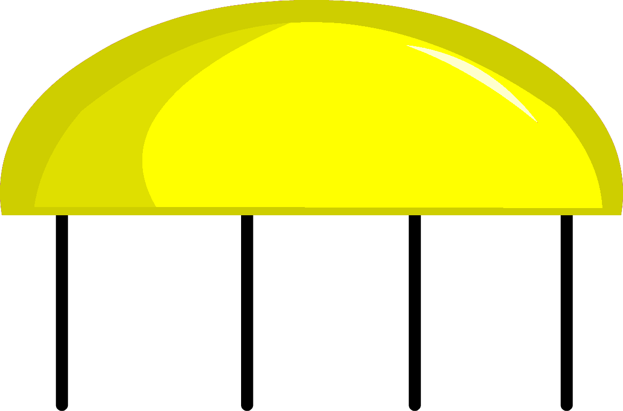 Image new yellow spider. Win clipart window shades
