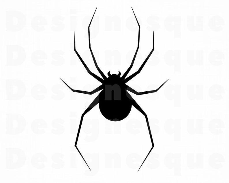 Spider clipart svg. Logo files for cricut