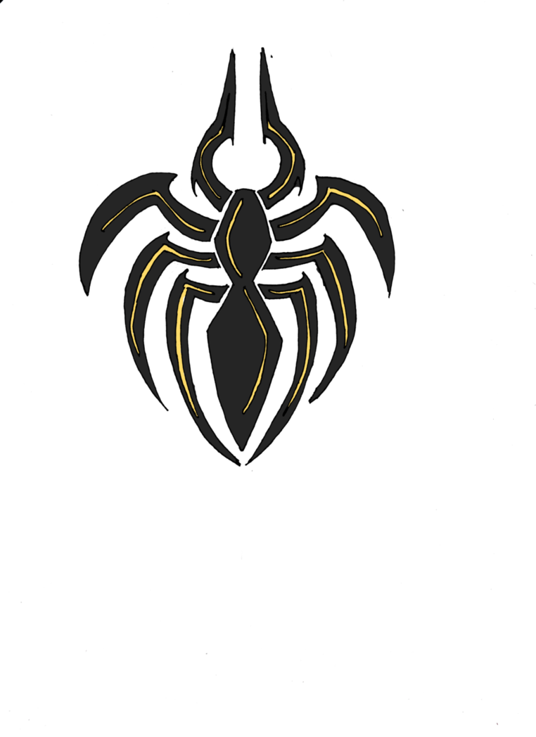 The by that guyinmycar. Spider clipart symbol