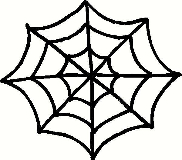 Spiderweb clipart. Web clip art spider