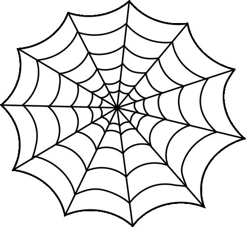 Spider web clip art. Spiderweb clipart