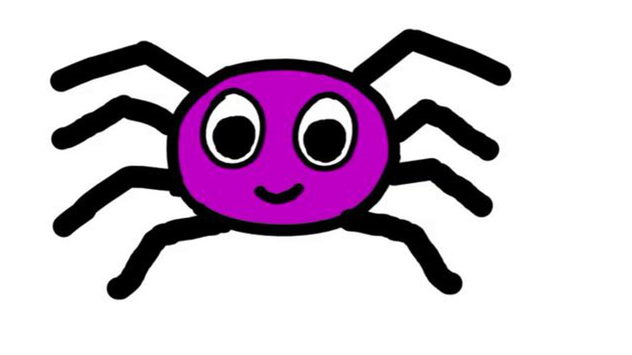Itsy Bitsy Spider coloring page   Free Printable Coloring Pages   720x1280
