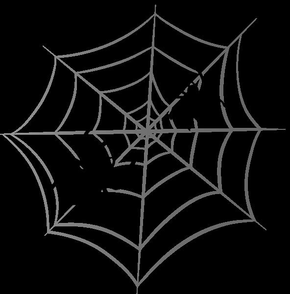 Spiderweb clipart silhouette. Halloween spider web png