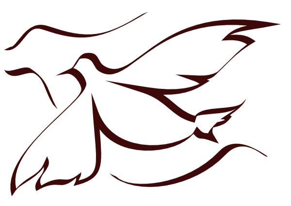 Pentecost holy spirit . Doves clipart spiritual