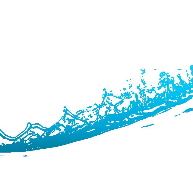 Fondo de dibujos animados. Splash clipart agua