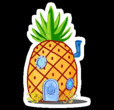 . Spongebob house png