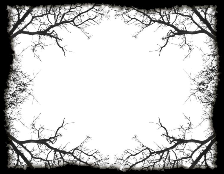 Spooky clipart border. Halloween jack skellington o