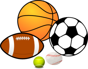 Sports clipart. Play clip art at