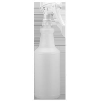 oz. Spray bottle png