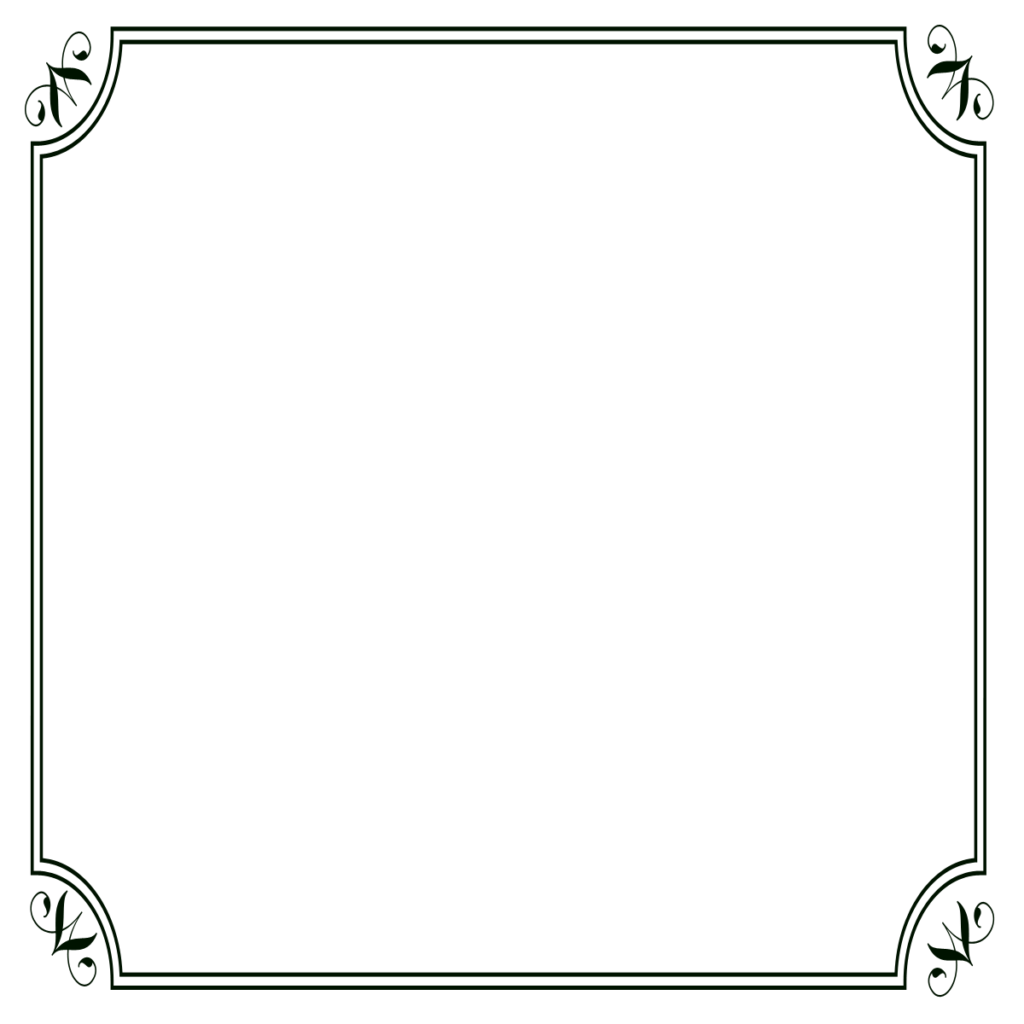Black frame picture peoplepng. Square border png