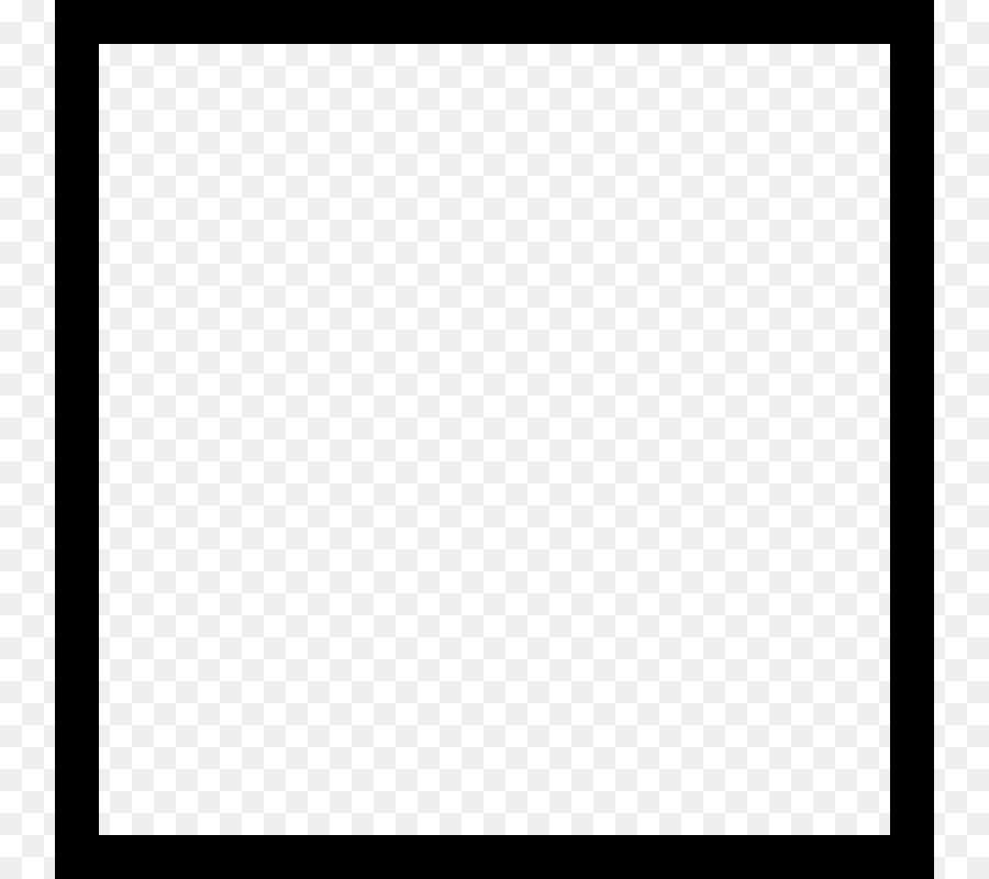 collection of transparent. Square clipart