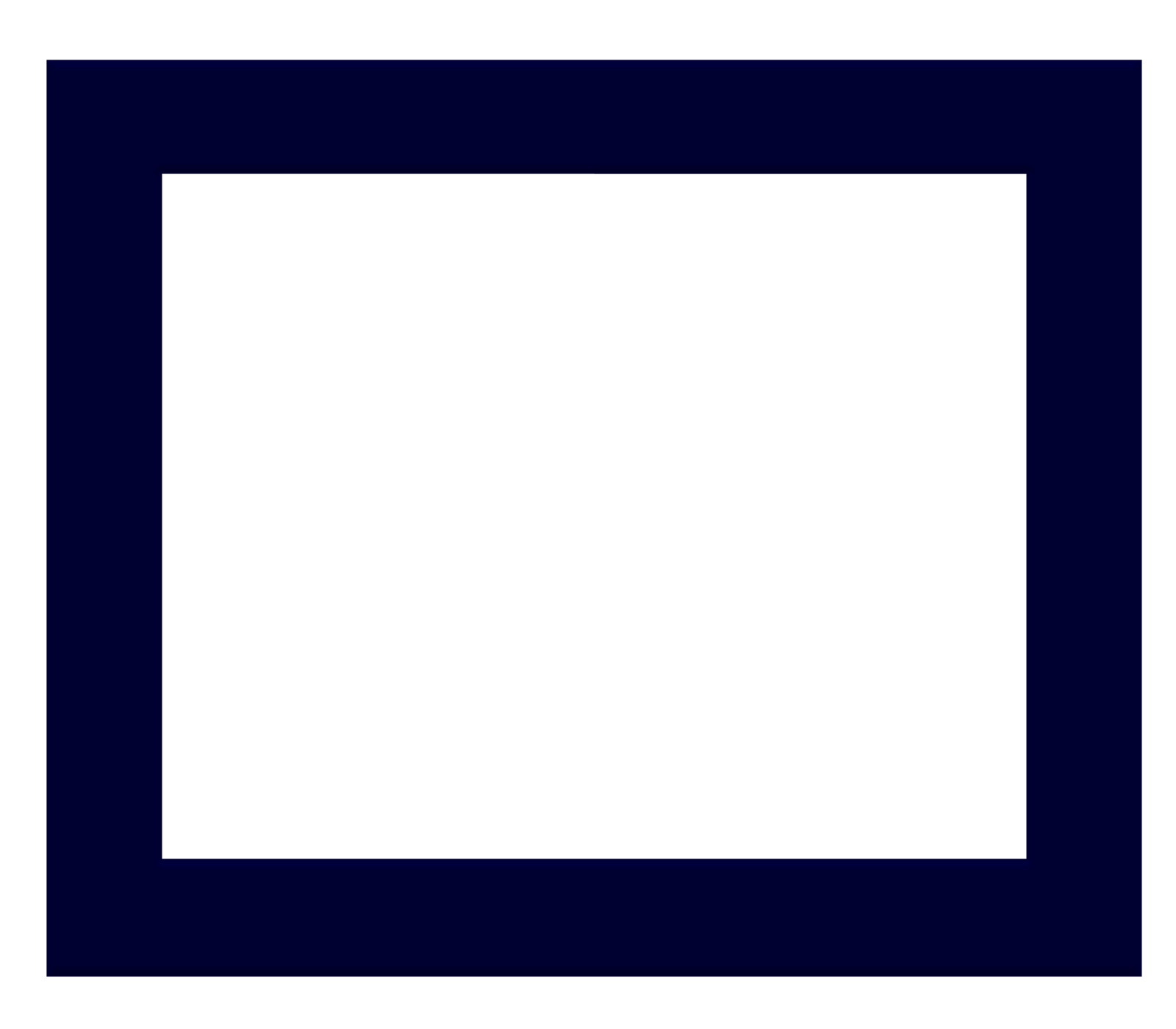 Picture frame free icons. Square clipart background