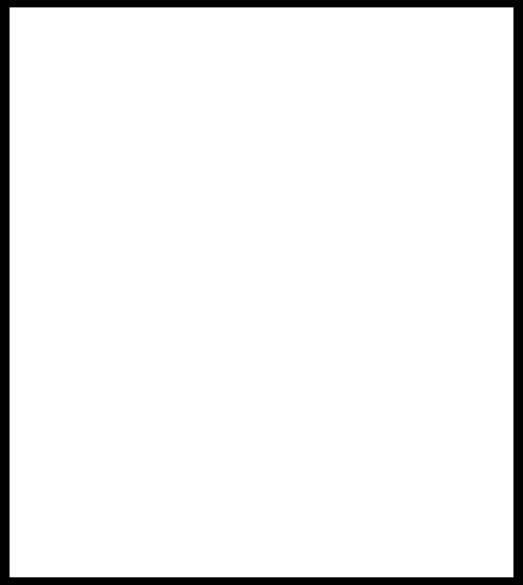 Free white cliparts download. Square clipart black outline