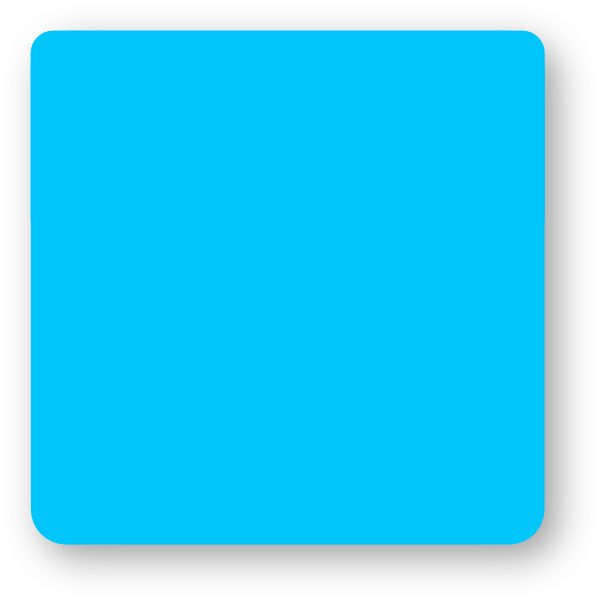 Square clipart blue square. Rounded corners clip art