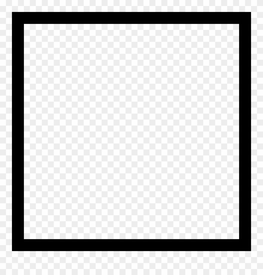 Ui element frame comments. Square clipart border