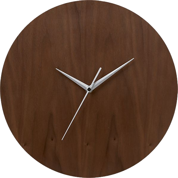 Square clipart brown clock. Wall png image purepng
