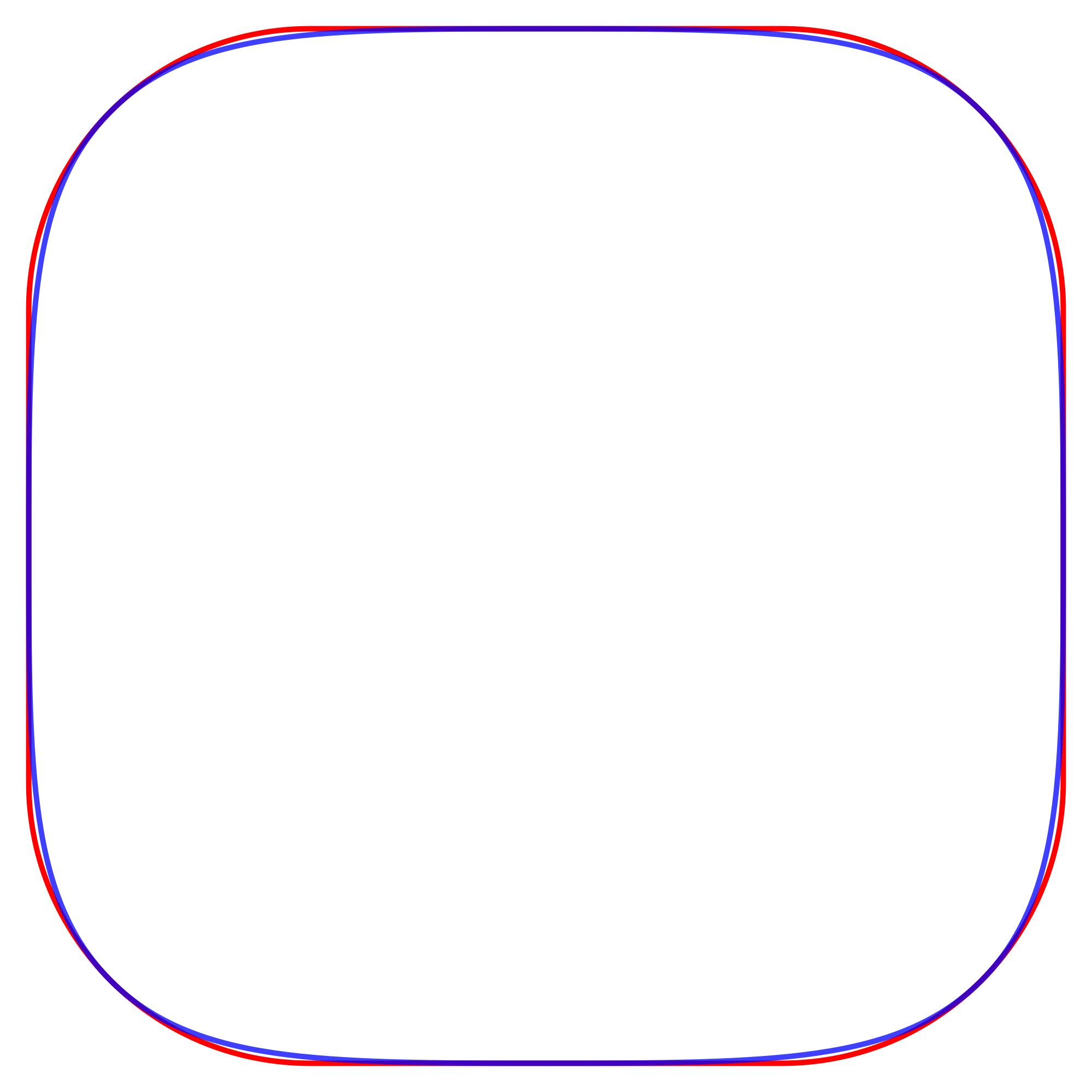 File squircle rounded svg. Square clipart circle shape