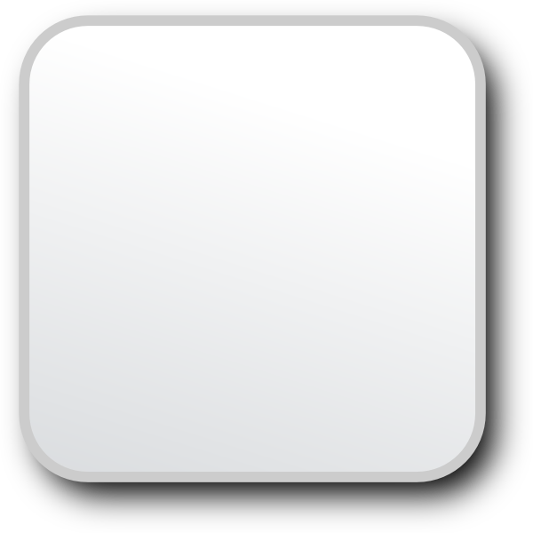 Square Button Clear Clip Art at Clker