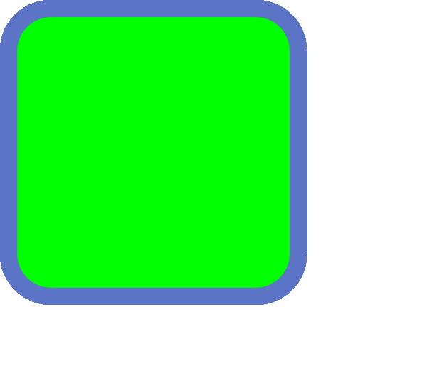 Square clipart clip art. Green at clker com