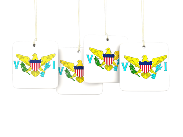 Square clipart four square. Labels illustration of flag