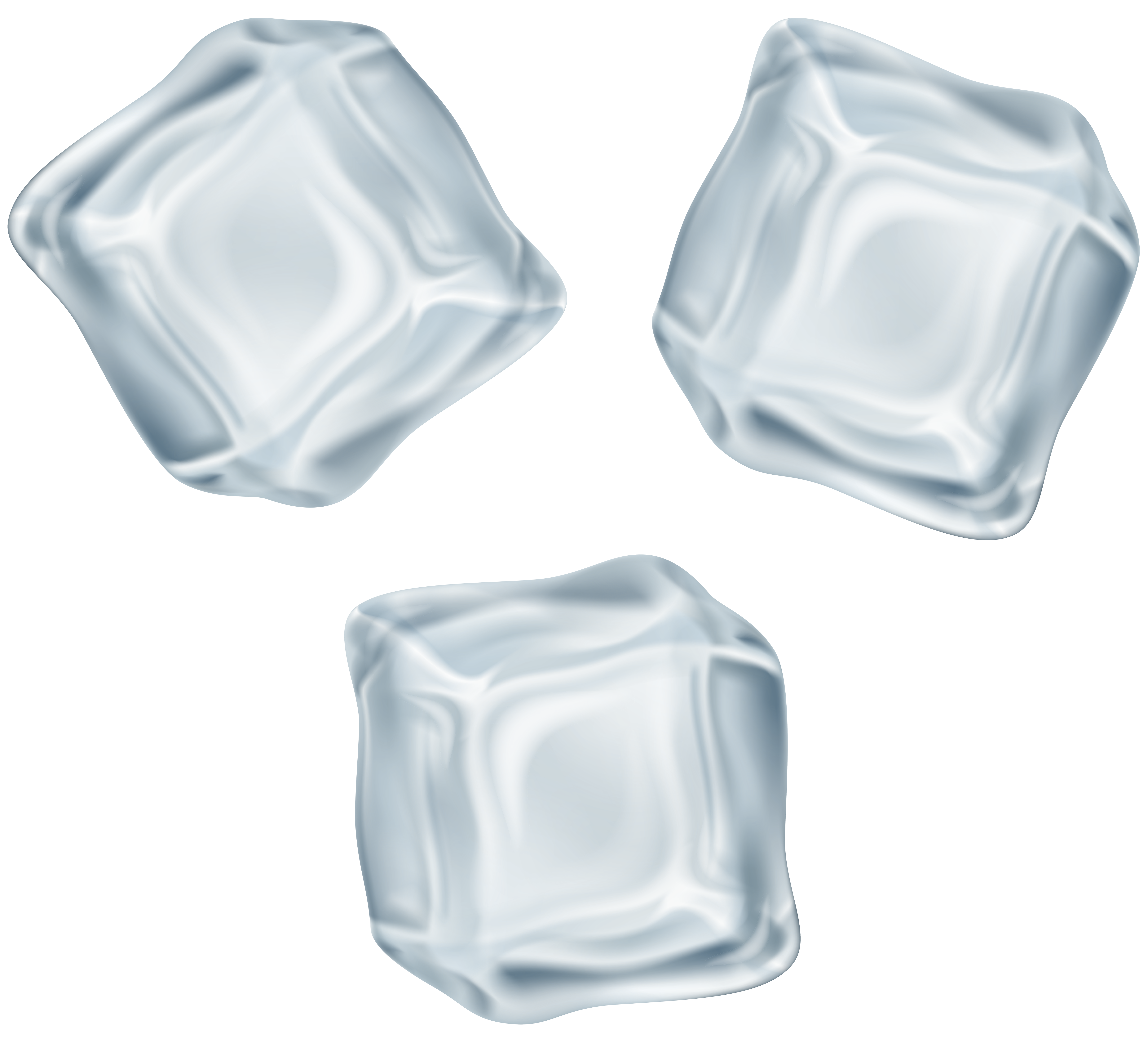 Square clipart large. Ice cubes png clip