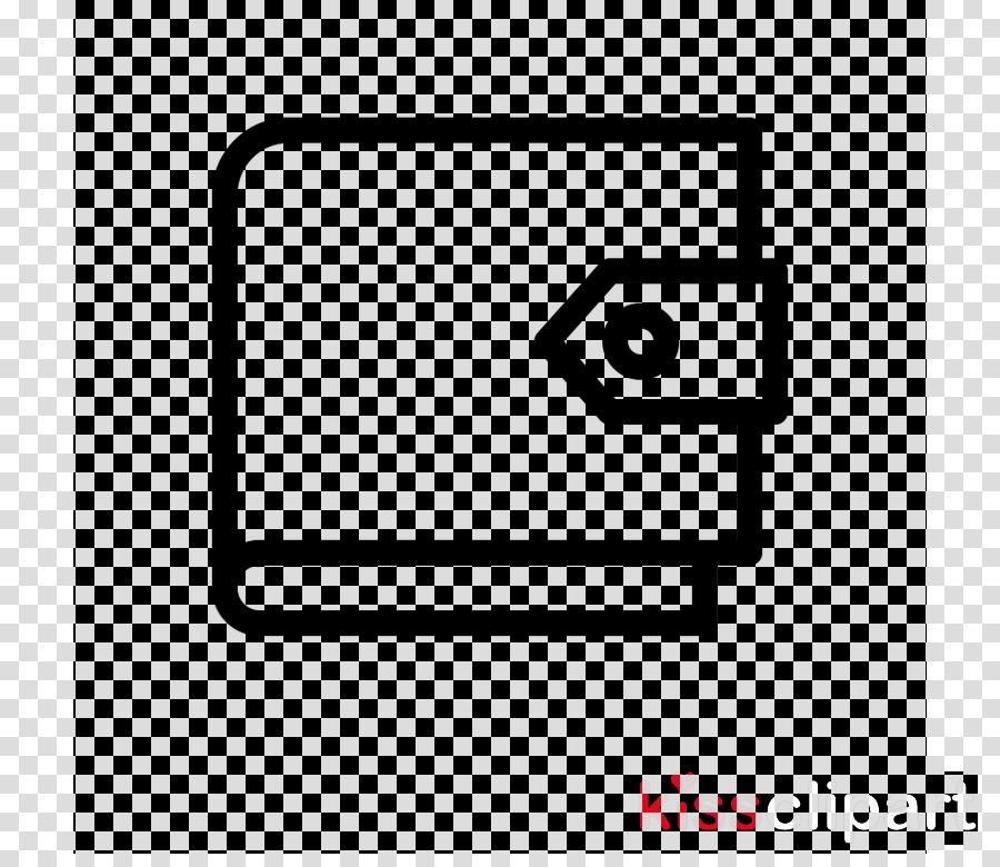 Square clipart line art. Icon clip symbol