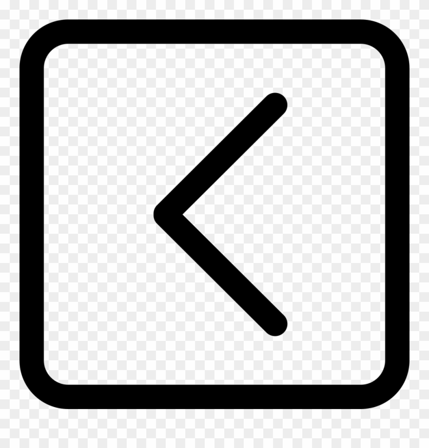 square clipart outlined