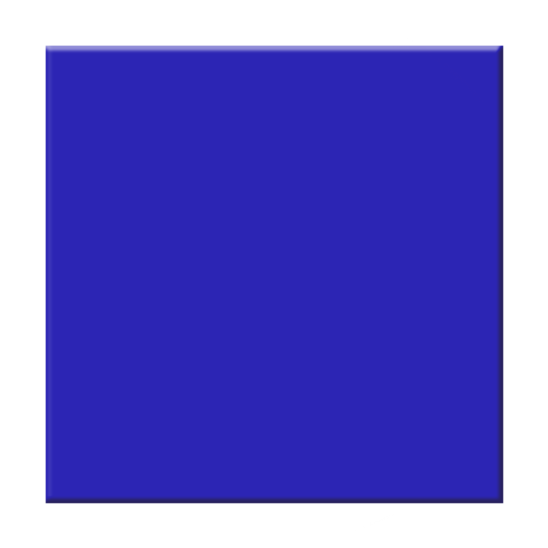 Square clipart plain. Blue favorite color in
