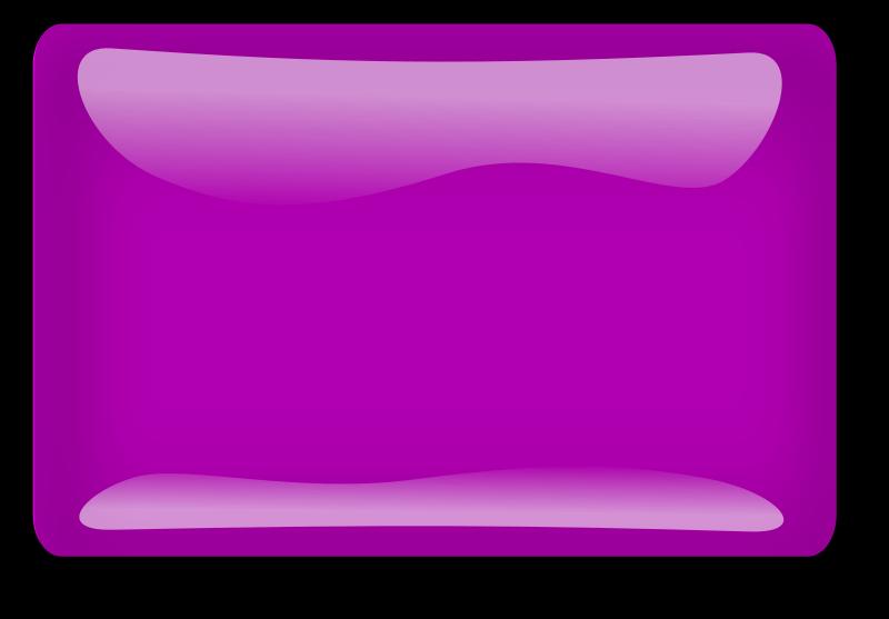 Square clipart purple. Button medium image png