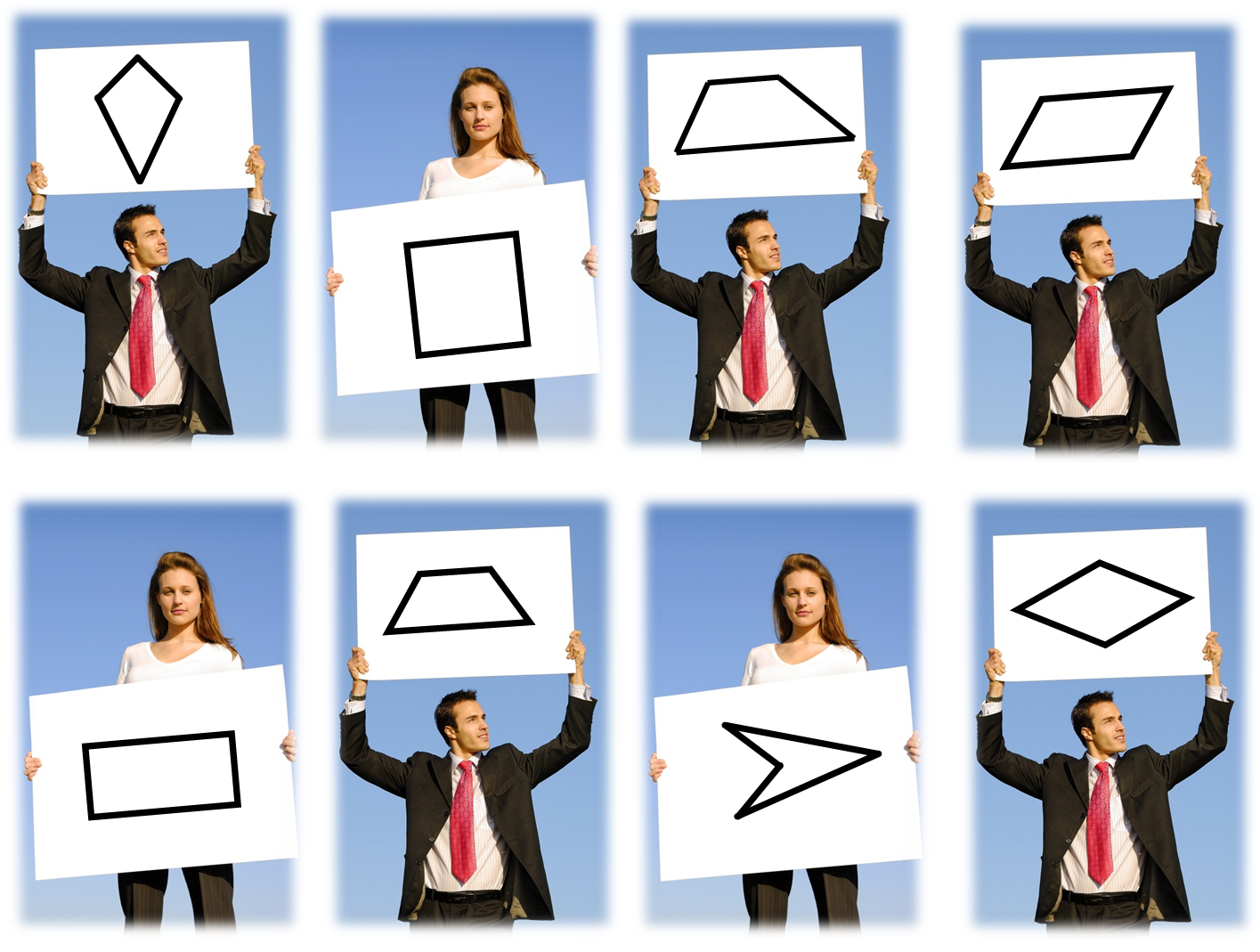 Median don steward mathematics. Square clipart quadrilateral shape