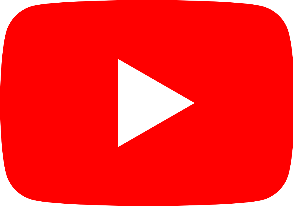 Square clipart red color. File youtube full icon