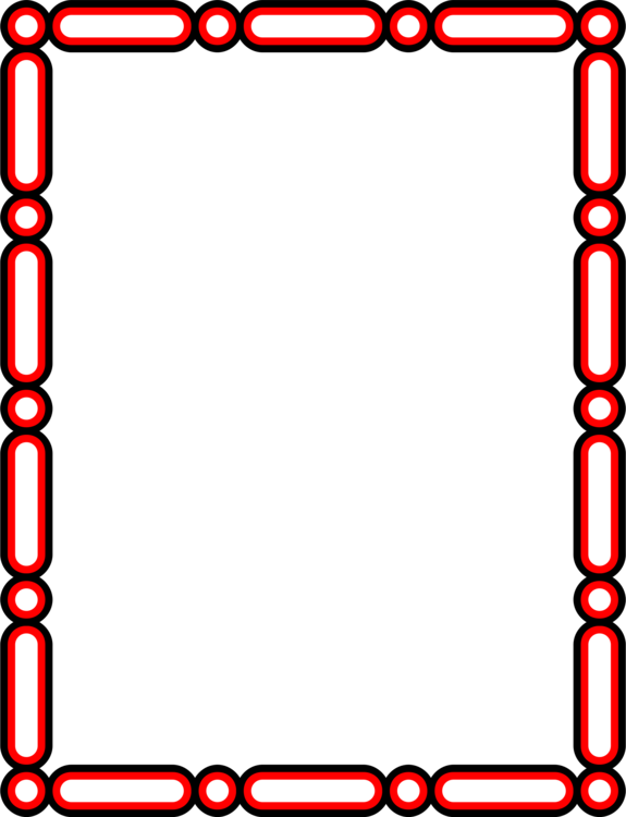 Picture frame symmetry png. Square clipart red coloured