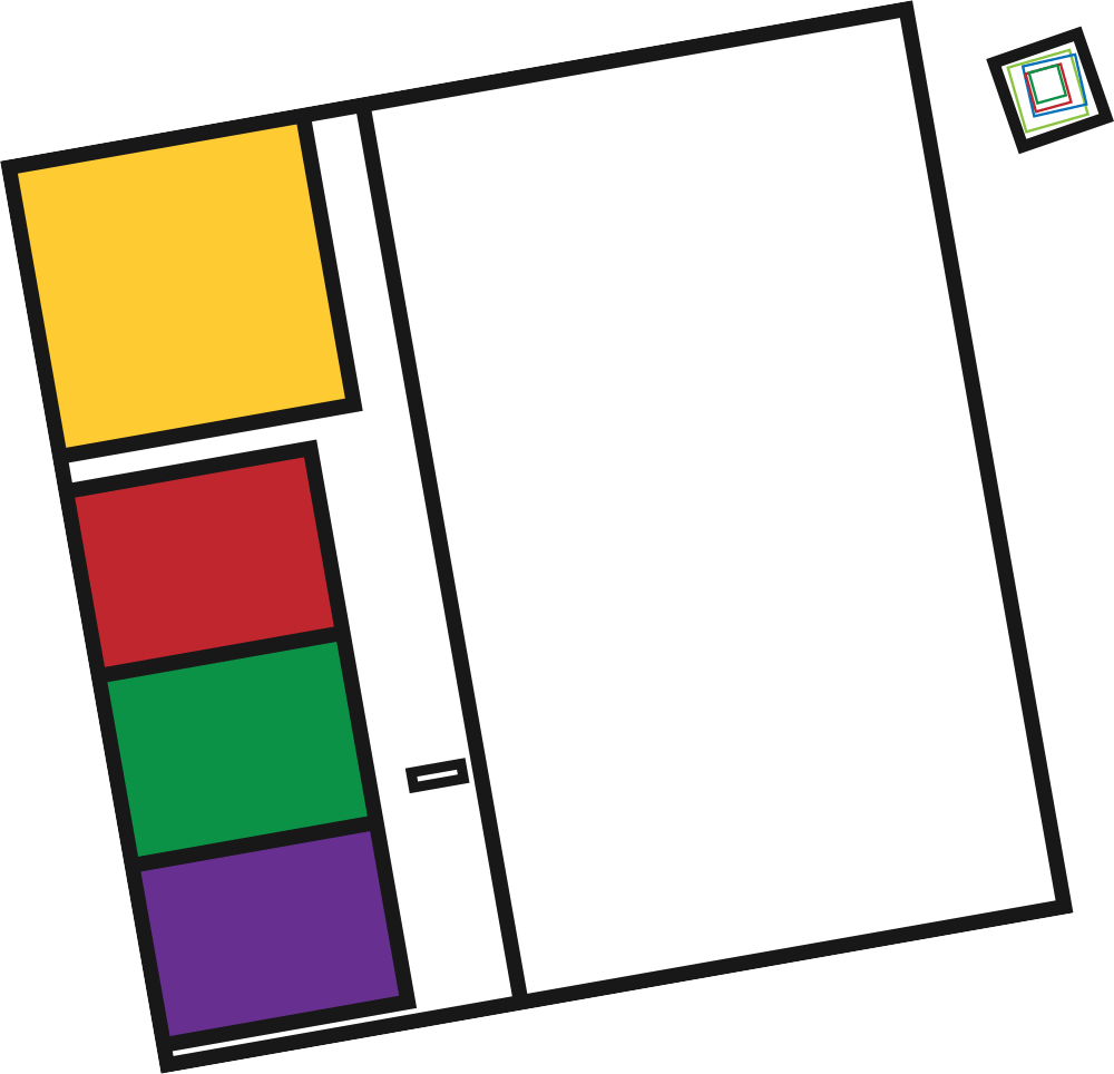Square clipart rgb. Miri icon and name