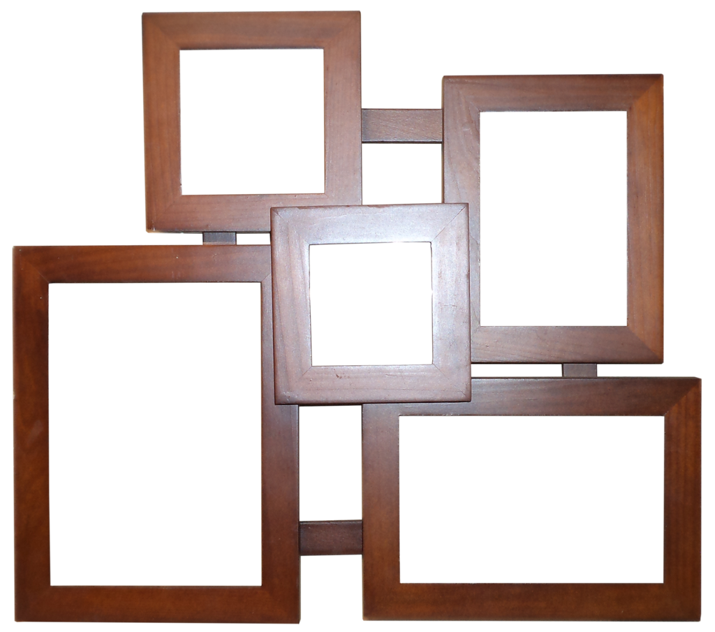 Wooden picture frame beautiful. Square clipart rustic