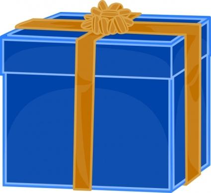 Box x free clip. Square clipart square gift