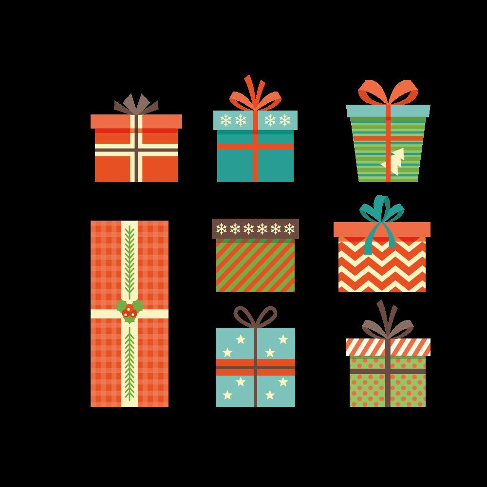 Square clipart square gift. Clip art wrap transprent