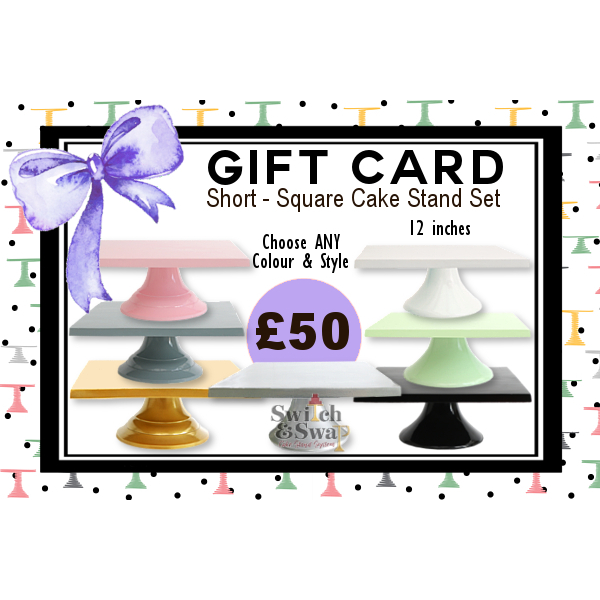 Card for short cake. Square clipart square gift