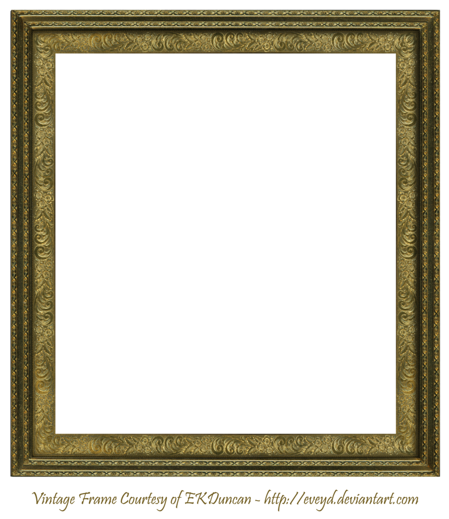 Square clipart square mirror. Antique scroll frame creation