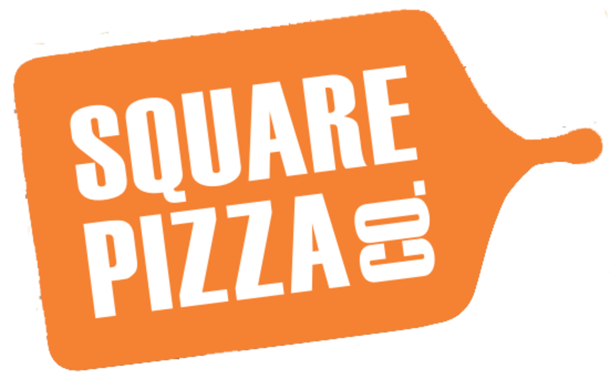 Square clipart square pizza. Co delivery cass st