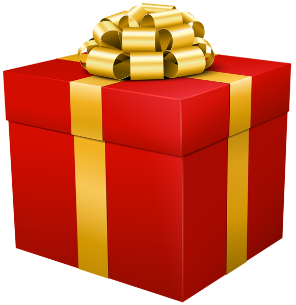 Gift box png best. Square clipart square present