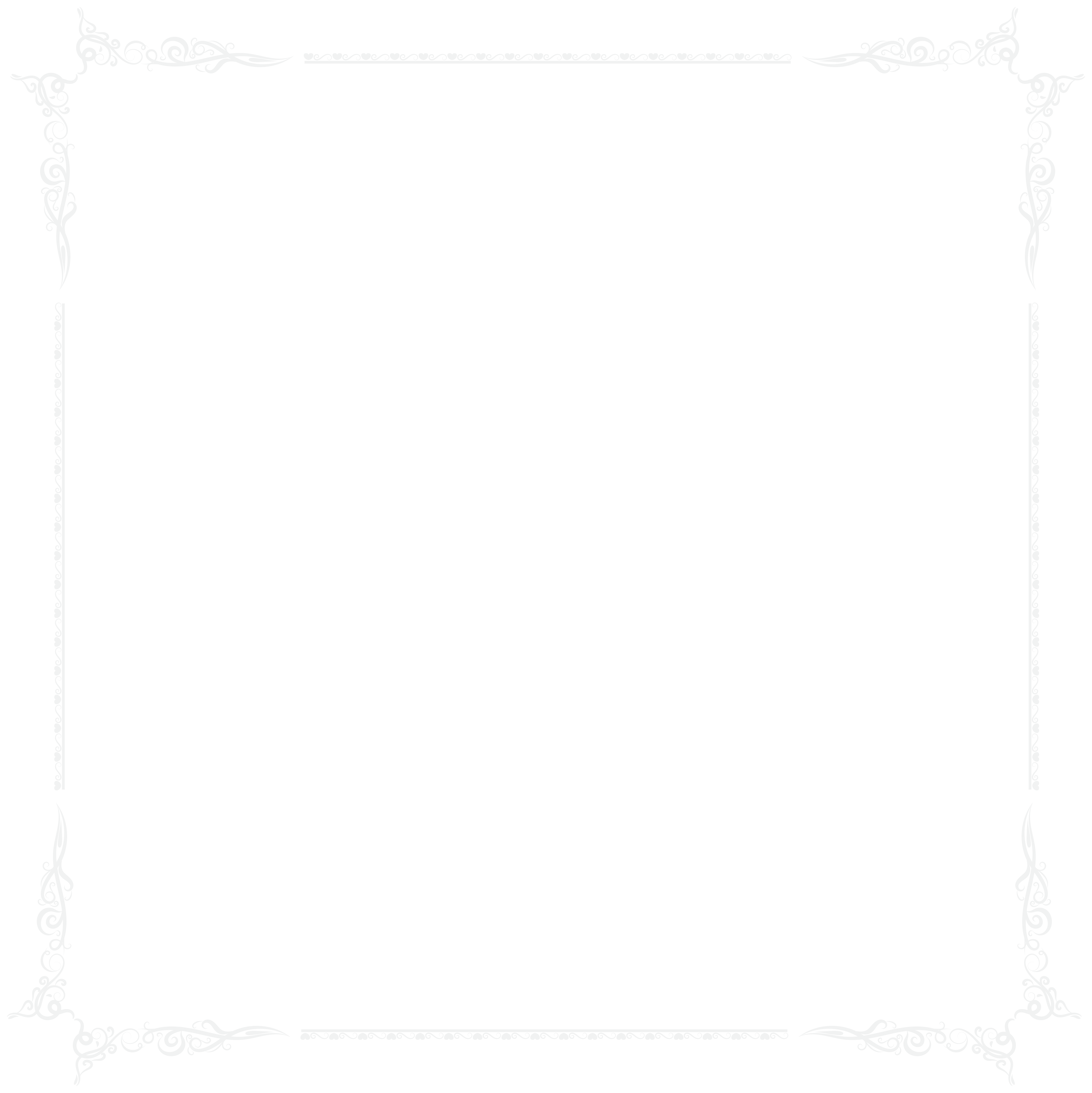 Frame transparent clip art. White border png transparency