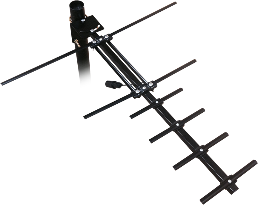 Introducing stealthtenna small black. Square clipart tv antenna