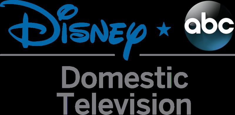 Disney abc domestic television. Square clipart tv logo