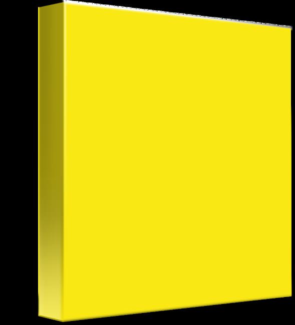 Pms hex f e. Square clipart yellow square