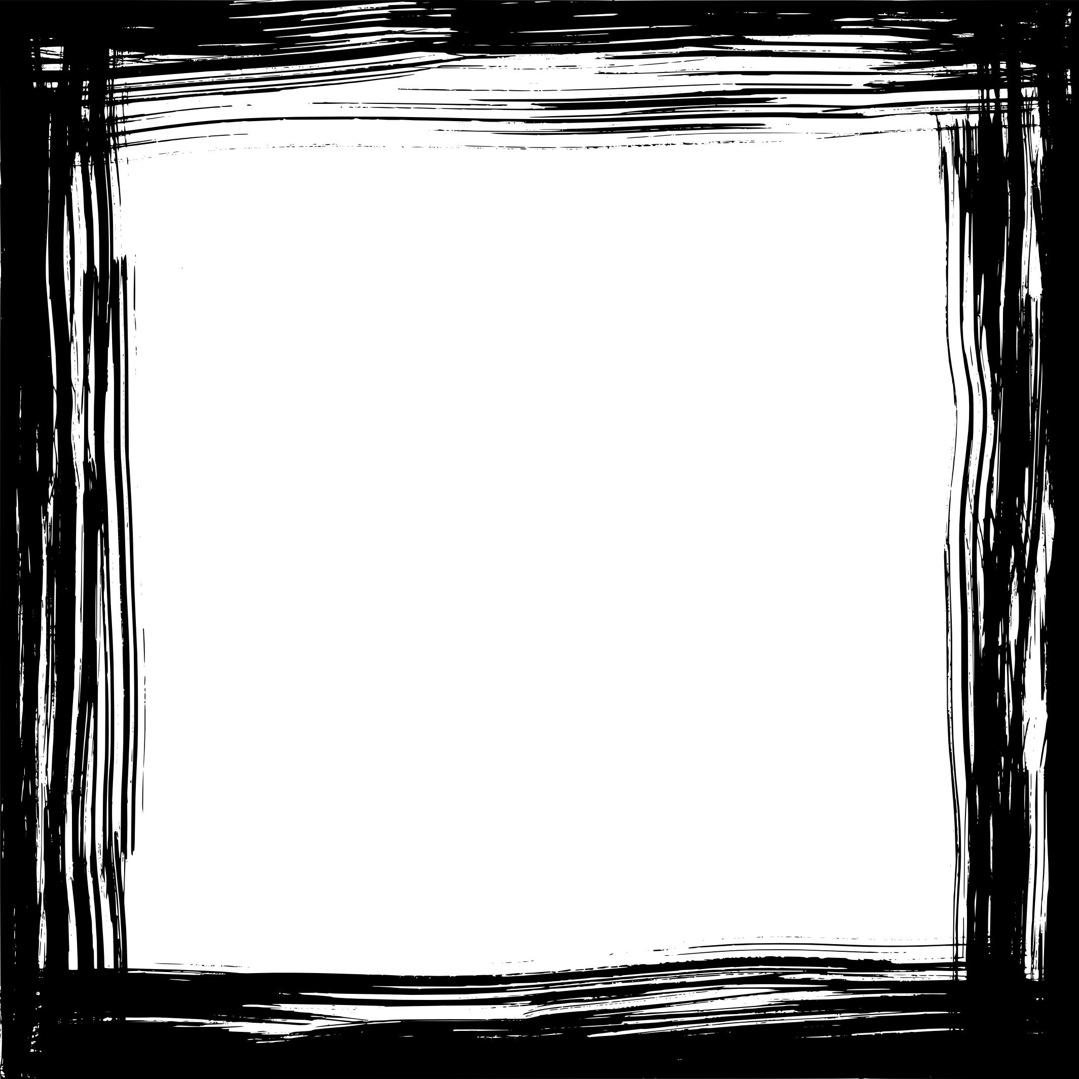 Square frame png.  grunge transparent vol