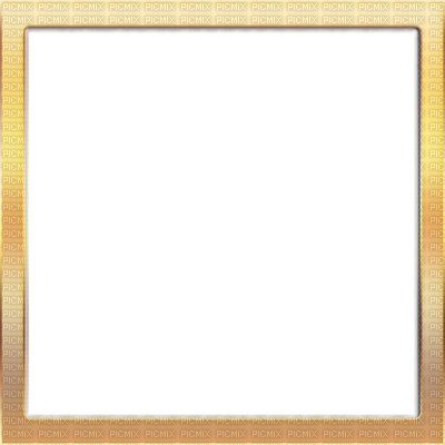 Square frame png.  gold for free