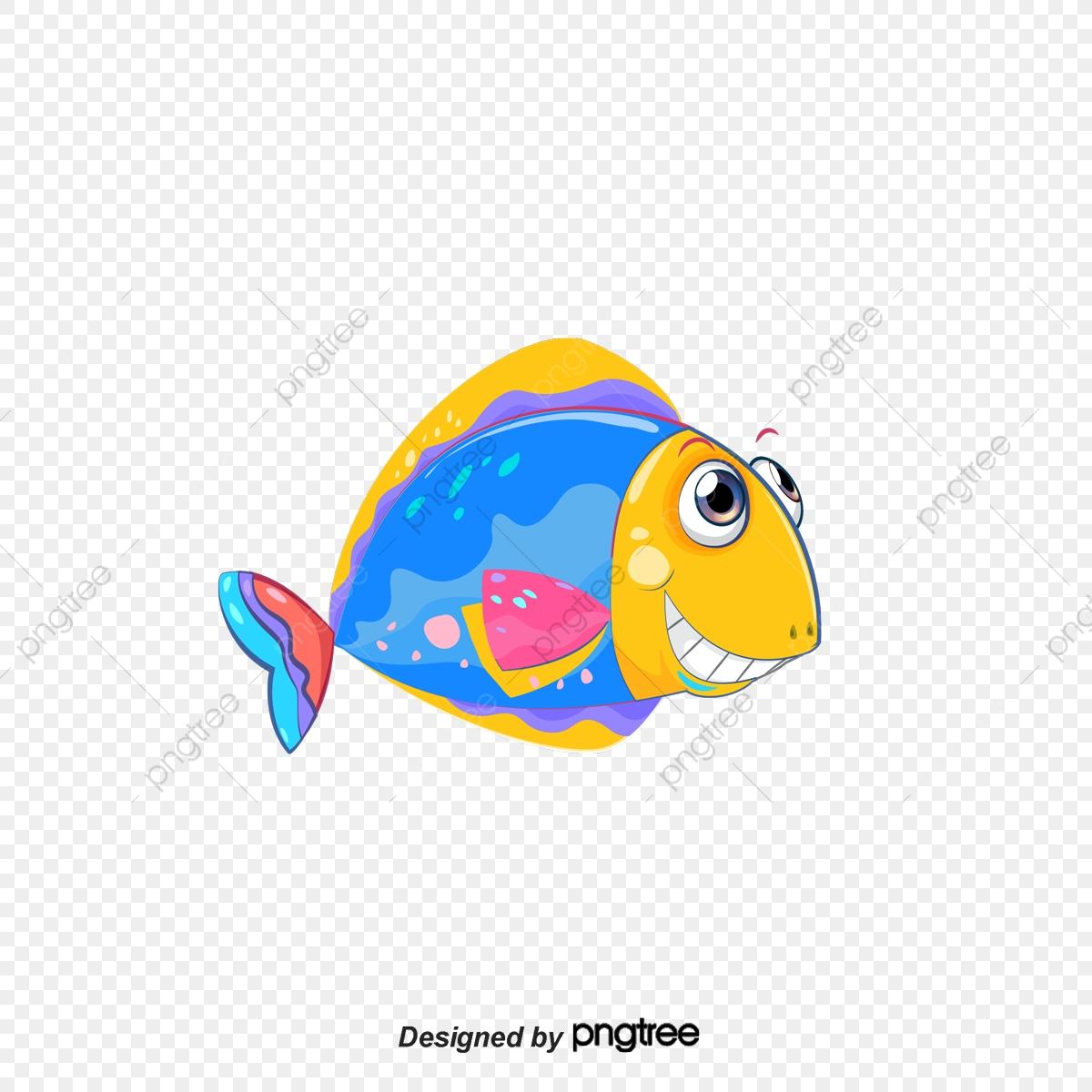 Fish small ocean lantern. Squid clipart deep sea creature