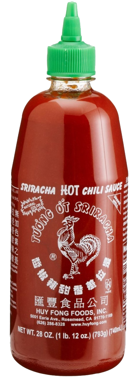 Sriracha bottle png. The story behind huy