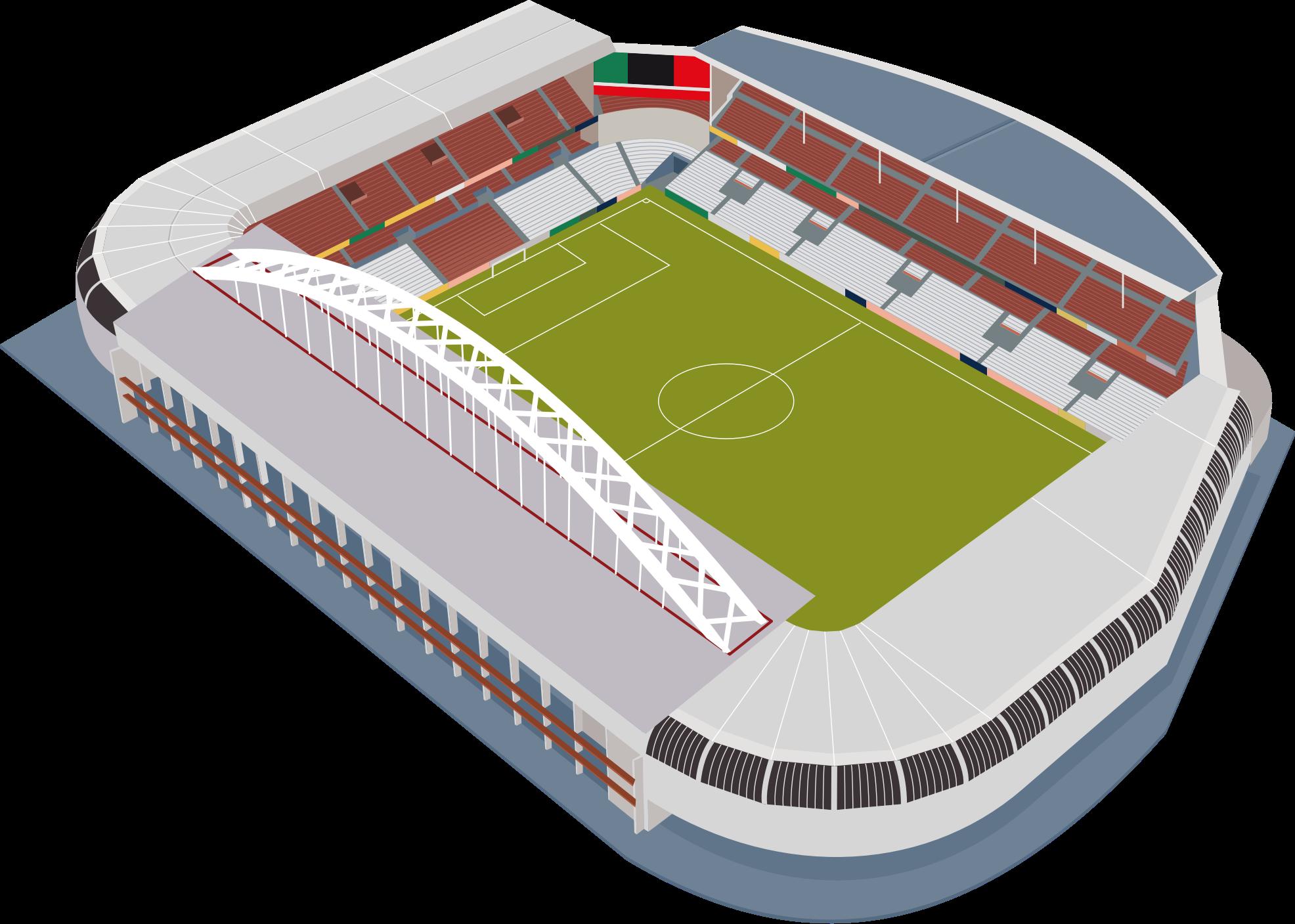 Retro clipart rugby. Stadium clip art free